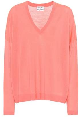 Acne Studios Kalla merino wool sweater
