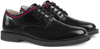 Gucci Kids Children's shoes with Web