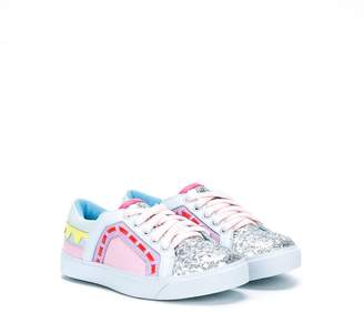 Sophia Webster Mini Riko low top sneakers