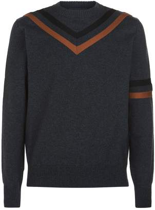 Stella McCartney Contrast Stripe Sweater
