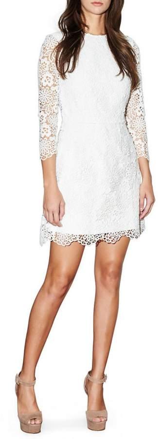 Cynthia Rowley Lace Sheath Dress