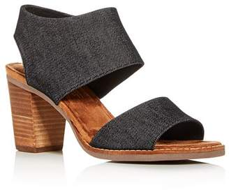 Toms Women's Majcut High-Heel Sandals