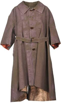 HAND ME DOWN Overcoats - Item 41816507HB