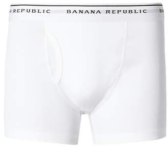Banana Republic Stretch Cotton Boxer Brief