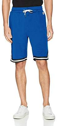Southpole Men's Athletic Running Track Shorts in