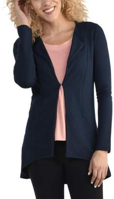 Fruit of the Loom Seek No Further by Women's Cardigan, Available in sizes up to 2XL