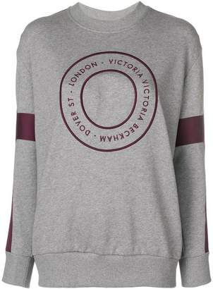 Victoria Beckham (ヴィクトリア ベッカム) - Victoria Victoria Beckham ロゴ スウェットシャツ