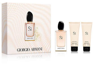 Giorgio Armani Si Eau de Parfum 100ml Three-Piece Mothers Day Set