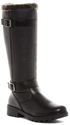 Aquatherm By Santana Canada Blair Waterproof Faux Fur Tall Boot
