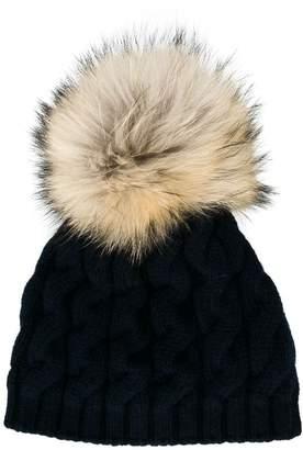 Il Gufo cable knit hat