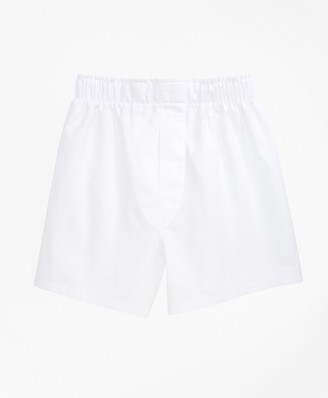 Brooks Brothers Oxford Full Cut Boxers