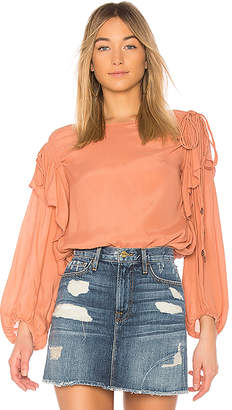 See by Chloe Long Sleeve Blouse