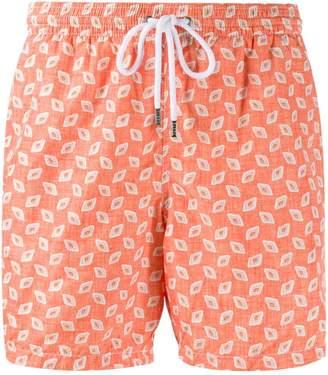 67cc8edadb Barba square print swim shorts