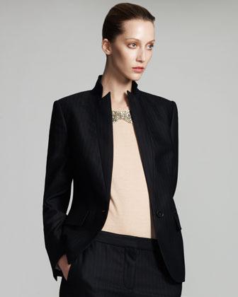 Stella McCartney Pinstripe Jacket