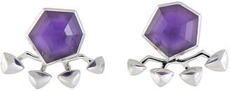 Stephen Webster 14K & Silver 10.40 Ct. Tw. Gemstone Earrings