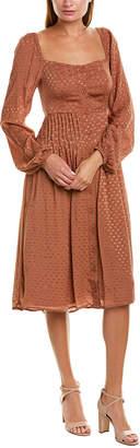 Tularosa Jodie Midi Dress