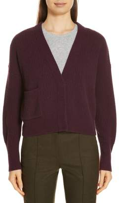 Nordstrom Signature One-Pocket Cashmere Cardigan