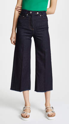 RED Valentino Wide Leg Jeans