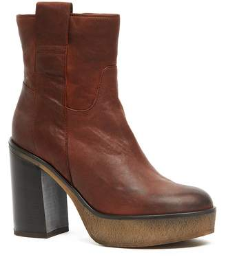 Manas Design Solid Platform Boot