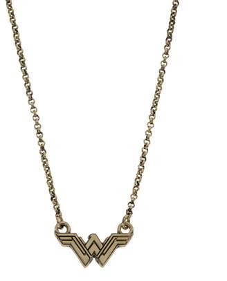 DC COMICS Womens Wonder Woman Pendant Necklace