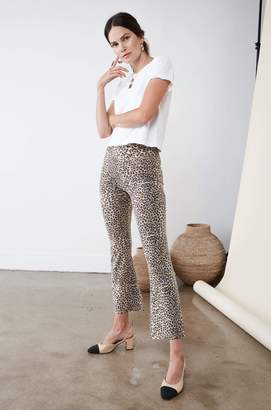 59b7813ebb44d1 Rag Doll Ragdoll LEOPARD CROP LEGGINGS Brown Leopard