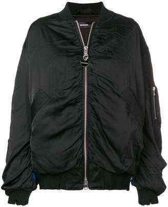 Diesel G-Krista-B bomber jacket