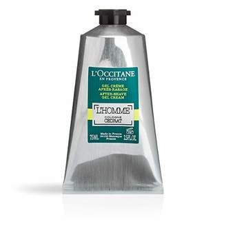 L'Occitane Zesty & Aquatic L'homme Cologne Cedrat Gel-Cream After-shave