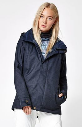 Burton Jet Set Snow Jacket $199.95 thestylecure.com