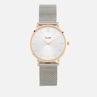 Cluse Women's Minuit Watch - Silver