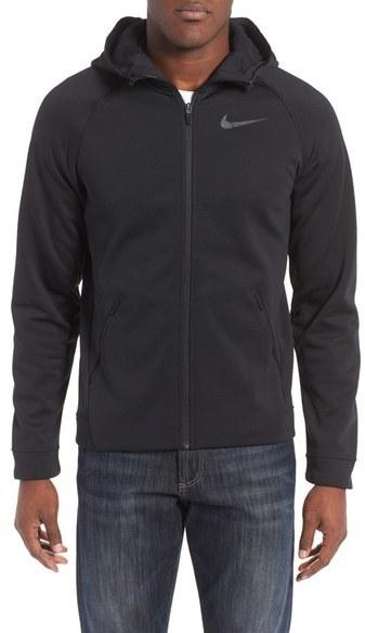 Nike Therma-Sphere Hooded Zip Jacket