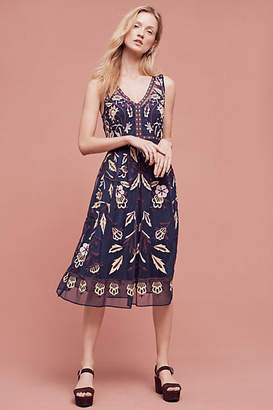 Anthropologie Alicante Dress