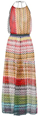 Missoni Mare Knitted striped dress
