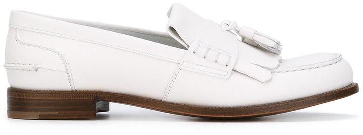 Church'sChurch's tasseled loafers