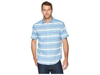 Tommy Bahama Breakwater Stripe Camp Shirt