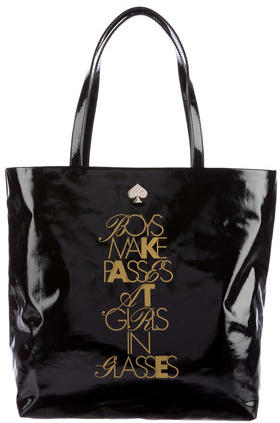 Kate Spade Kate Spade New York Required Reading Bon Shopper Tote