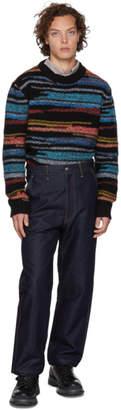 Junya Watanabe Indigo The North Face Edition Jeans