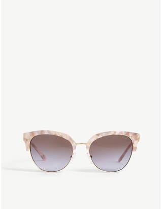 Michael Kors Savannah cat-eye frame sunglasses