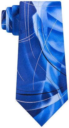 J. Garcia Spinner Abstract Tie
