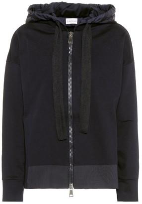 Moncler Maglia cotton cardigan