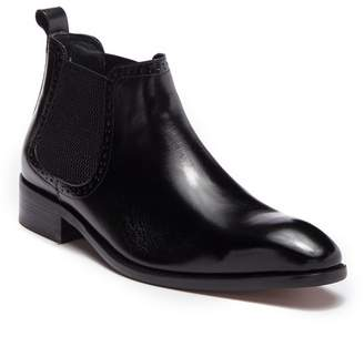 MAISON FORTE Ivan Chelsea Leather Boot