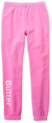 Butter Shoes Girls 7-16) Fleece-Lined Sweatpants