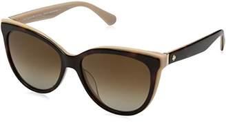 Kate Spade Women's Daesha/s Polarized Round Sunglasses