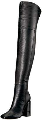 Sigerson Morrison Women's Jessica Over The Over The Knee Boot 7.5 Medium US
