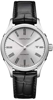 Hamilton Jazzmaster Gent Open Heart Automatic Bracelet Watch, 42mm