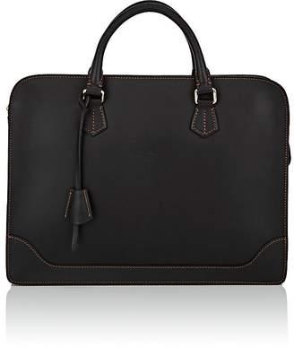 Boldrini Selleria Men's Slim Leather Briefcase
