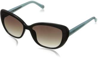 Fossil Women's FOS3002S Cateye Sunglasses