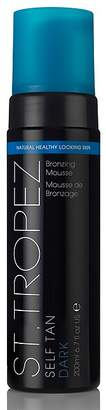 St Tropez St.Tropez Self Tan Dark Bronzing Mousse
