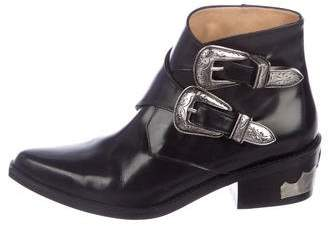 Toga Pulla Polido Ankle Booties