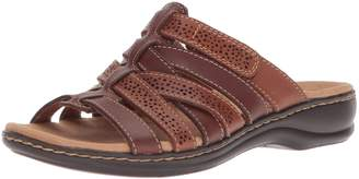 Clarks Women's Leisa Field Flat Sandals