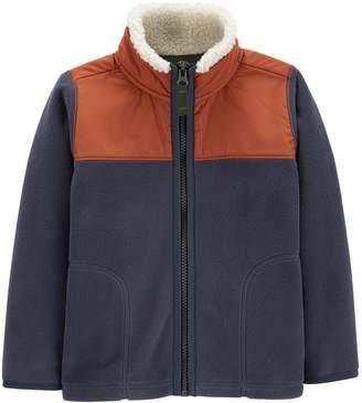 Carter's Baby Boy Microfleece Jacket